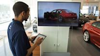 BMW Gives Showrooms an 'Apple' Makeover
