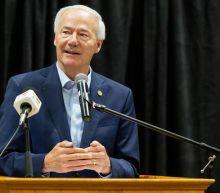 Arkansas governor asks legislature to reconsider ban on mask mandates