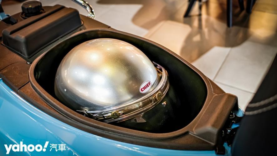 再給你一次機會!2020 Vespa LX 125 i-get FL都會試駕! - 10
