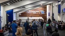 With less demand, UK will soon 'de-mobilize' the Kroger Field COVID-19 vaccine clinic