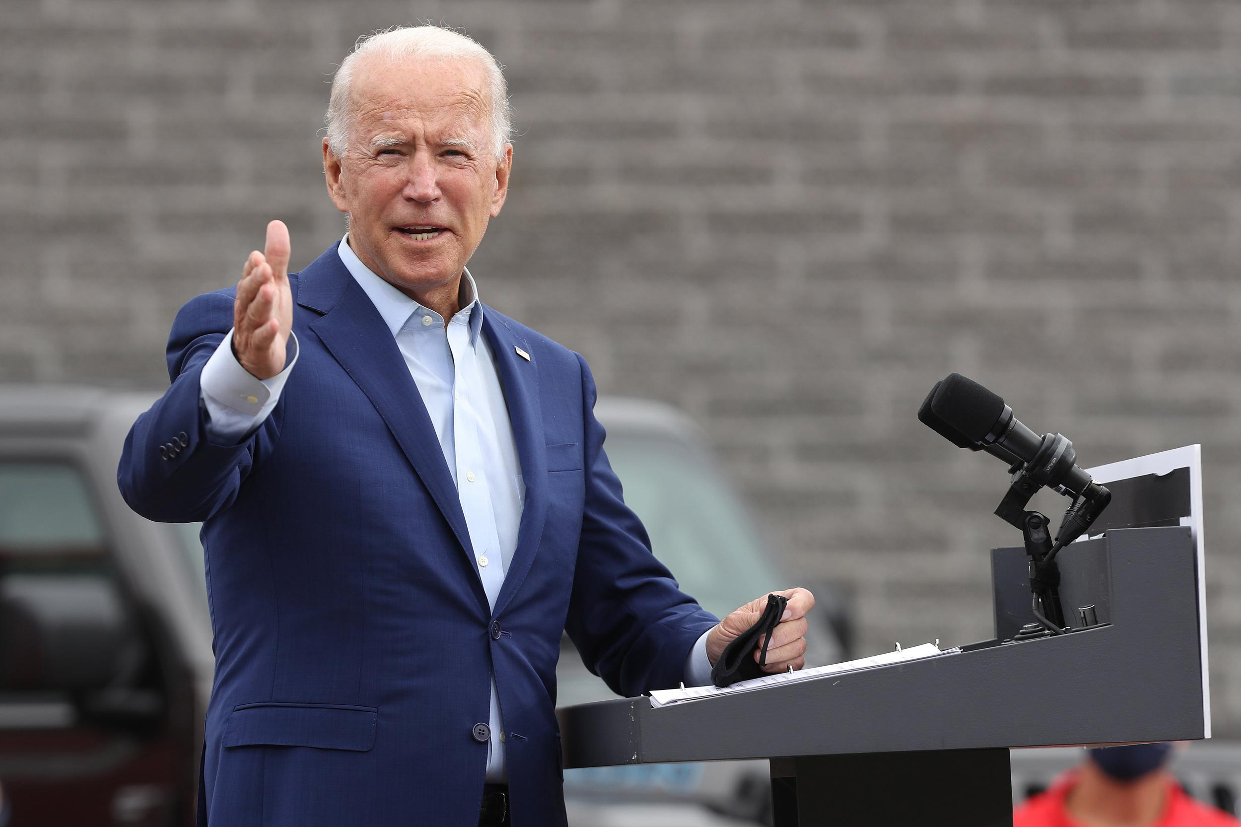 Biden says he's eager to debate Trump: 'I know how to handle bullies'