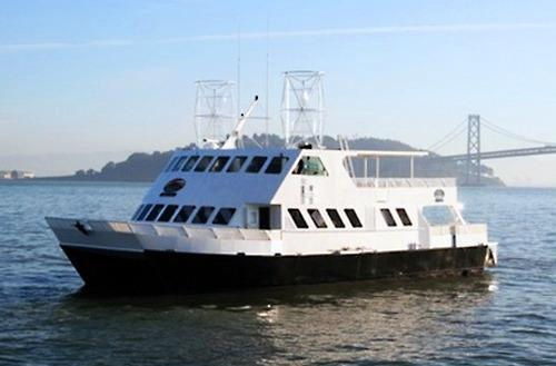New eco ferry uses wind and solar to get you to the Rock -- and hopefully back