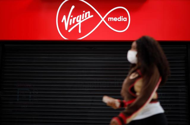 Virgin Media and O2 announce £31 billion UK merger