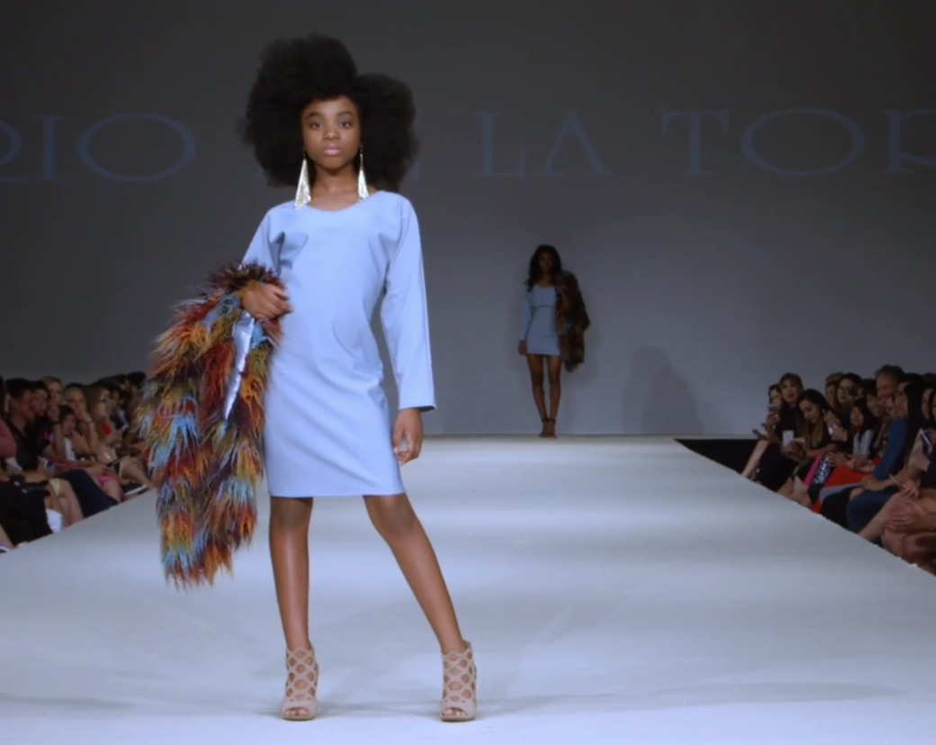 12-year-old model and CEO Celai West is here to change fashion's perception of Black girls