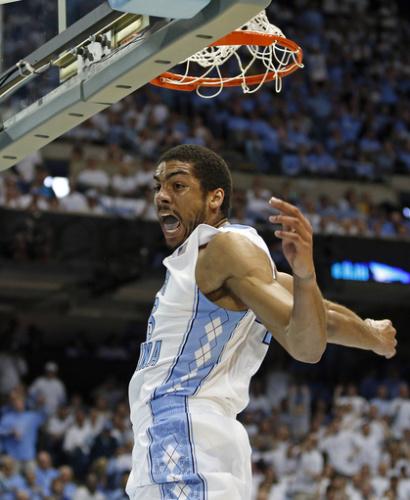 UNC's McAdoo to enter NBA draft as a junior