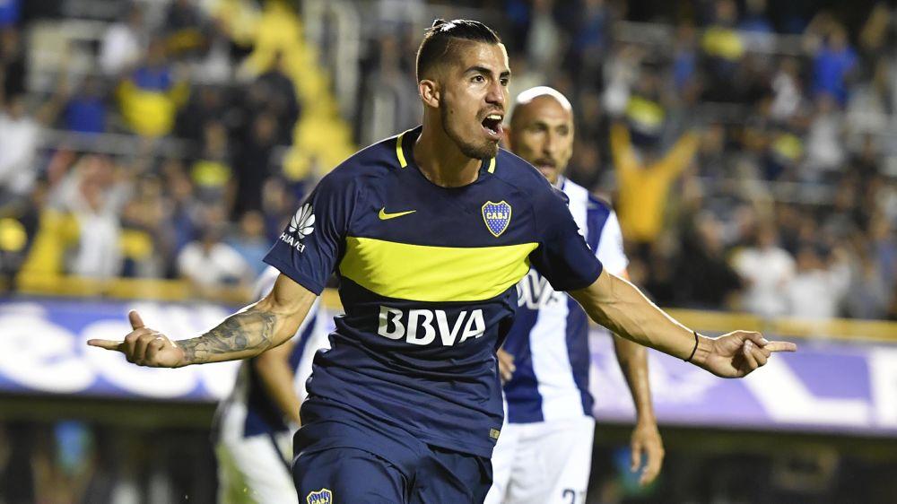 El partido de Junior Benítez contra Independiente