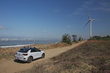 [試駕] 個性休旅新選擇 VW T-Roc 330 TSI R-Line Performance