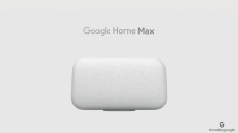 Google reveals $399 Home Max music speaker to compete with Apple HomePod