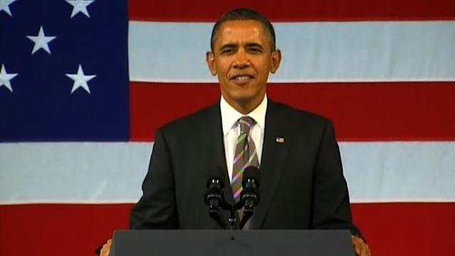 Gaffes and zingers, highlights of Obama's campaign