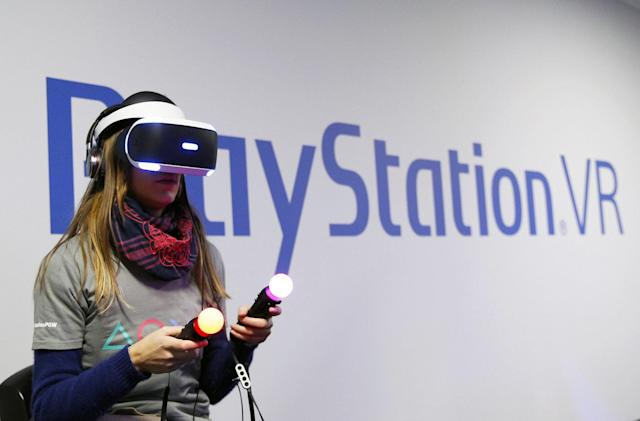 PlayStation VR has a lower age limit than Oculus Rift