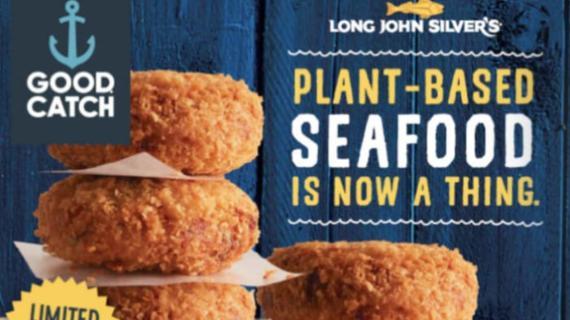 Fake fish enters the plant-based market