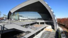 Relief for Tokyo as first new 2020 Olympic venue opens