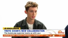 Troye Sivan's new collaboration