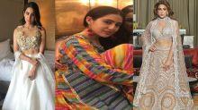 11 times Sara Ali Khan owned the royal Abu Jani Sandeep Khosla looks