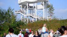 Marzahn: Tausende Besucher kommen zum letzten Tag der IGA
