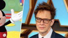 Licenciement de James Gunn : Disney persiste et signe