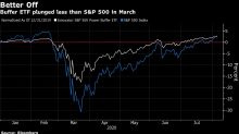 Stock Rally Is Driving Billions Into Funds That Limit Losses