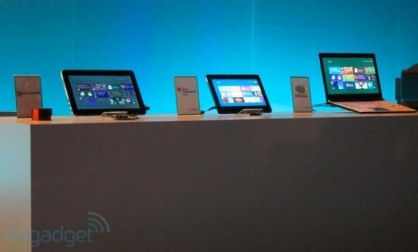 Microsoft outs three flavors of Windows 8: Windows 8, Windows 8 Pro and Windows RT