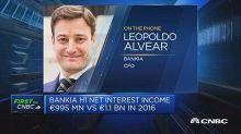 Spanish economy to outperform European growth, says Bankia CFO