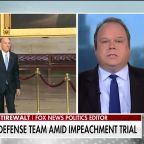 Chris Stirewalt on impeachment: We're past the vanishing point that Trump will be removed from office