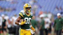 Faith rewarded: Ex-DII receiver Taylor makes Packers' roster