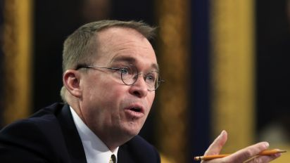 Mulvaney is 'acting' chief because Trump said so: WH