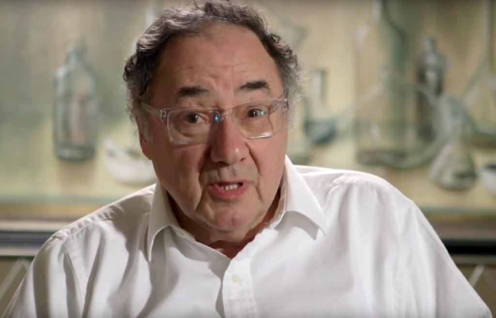 """The family of Barry Sherman (pictured December 2017) and his wife Honey are """"trying to light the fire"""" for people to come forward with information about the couple's murder with a Can$10 million reward"""
