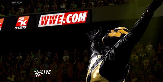 WWE 2K15 delayed to November on next-gen