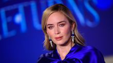 Emily Blunt dazzles at premiere of Mary Poppins Returns