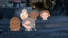 Watch 'The Force Awakens' Retold With Emojis