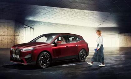 BMW 推出 Digital Key Plus 數位車鑰匙:手機放口袋也能解鎖車門,iX 旗艦電動車率先採用