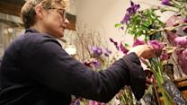 Chagall's Granddaughter Finds Art in Flowers