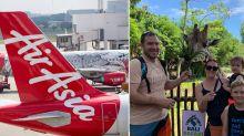 Pilot serenades passengers on flight to Bali