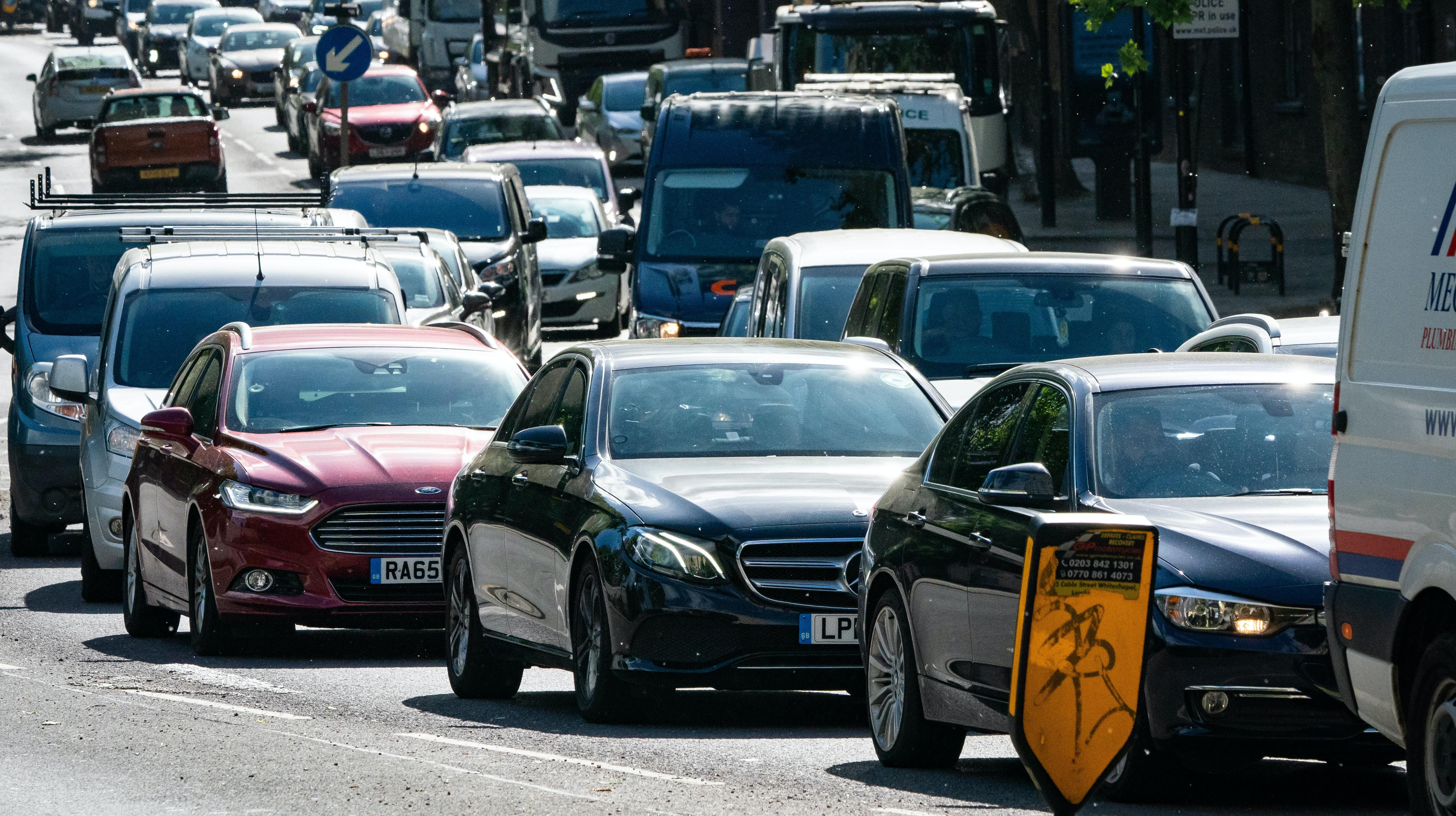 Drivers say virus crisis has made car access more important, survey finds