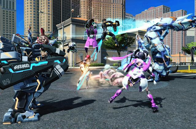 'Phantasy Star Online 2' heads to Steam August 5th