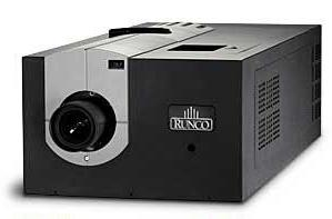 Runco's $250,000 Signature Cinema SC-1 projector