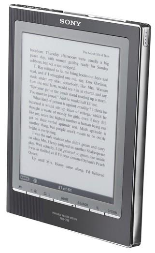 Sony's new Reader close to greatness, but a bit too dim