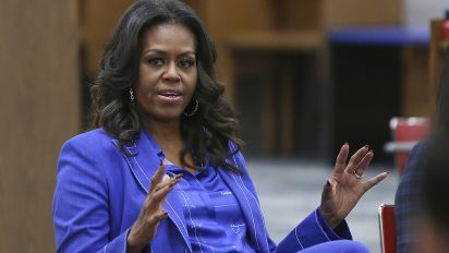 Michelle Obama: 'Everybody should run' in 2020