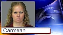Woman arrested for sex with son's teen friend