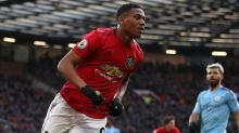 Anthony Martial and Scott McTominay net as Man Utd seal league double over City