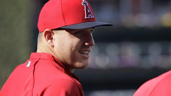 Angels, Trout beat Phils 4-3