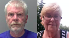 Former Ukip councillor jailed for life for murdering wife after she discovered his affair with son's partner