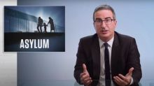John Oliver on Trump immigration policies: 'Truly disciplined about being truly evil'