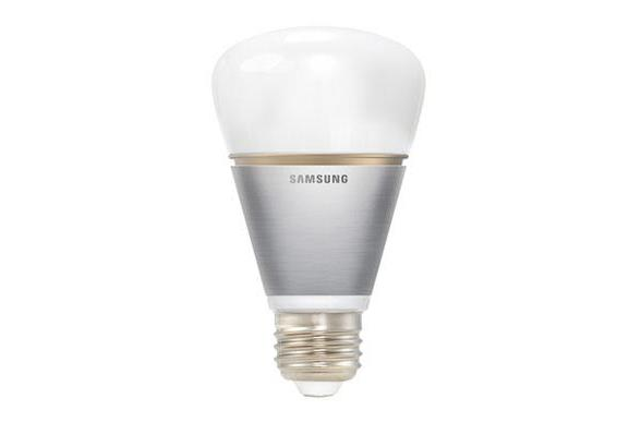 Samsung's first Smart Bulb is Bluetooth-only and lasts 10 years