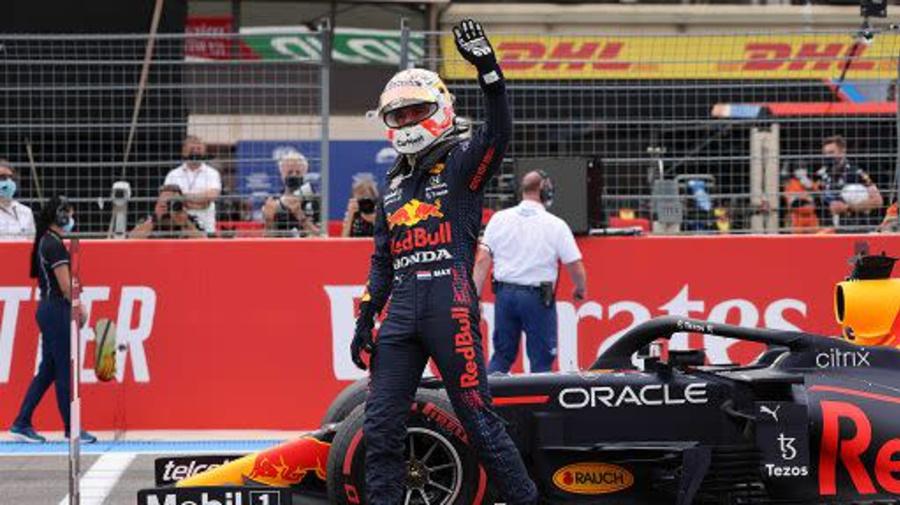"""Gp Francia, Verstappen: """"Le due soste sono state ripagate"""""""