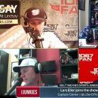 Lars Eller defends Tom Wilson, saying Caps-Rangers scrum not 'that big of a deal'