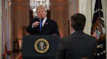 Donald Trump va devoir rendre son accès au journaliste de CNN