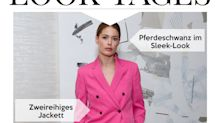 Look des Tages: Doutzen Kroes pretty in Pink