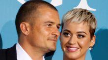 Katy Perry y Orlando Bloom debutan su amor en la alfombra roja