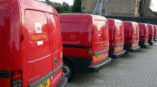 Royal Mail shares slump to record low on UK loss warning
